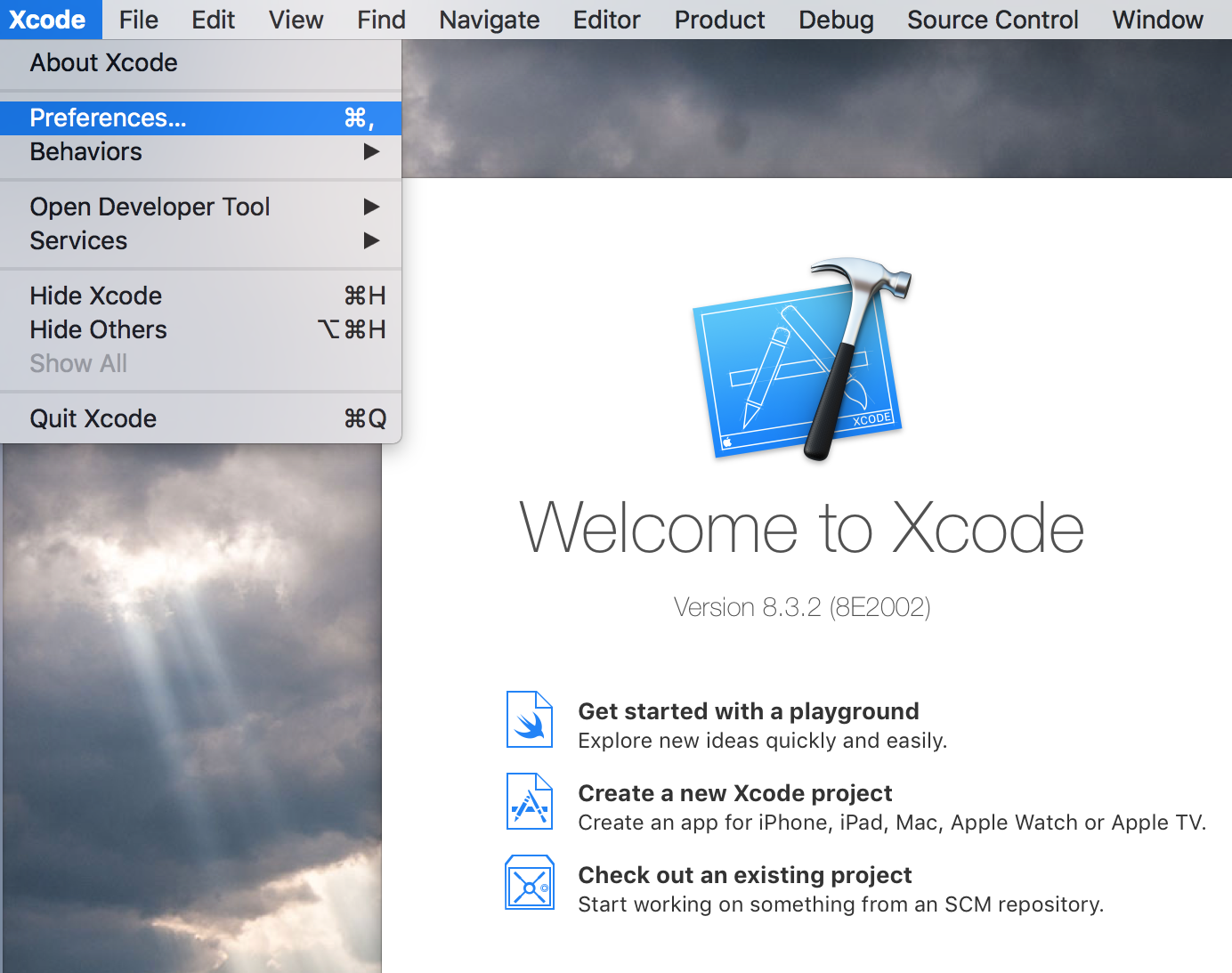 A guide to installing Cordova on your Mac